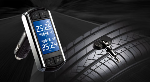 Tyre Pressure Monitoring System (TPMS)