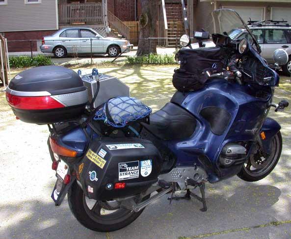 Bike from side