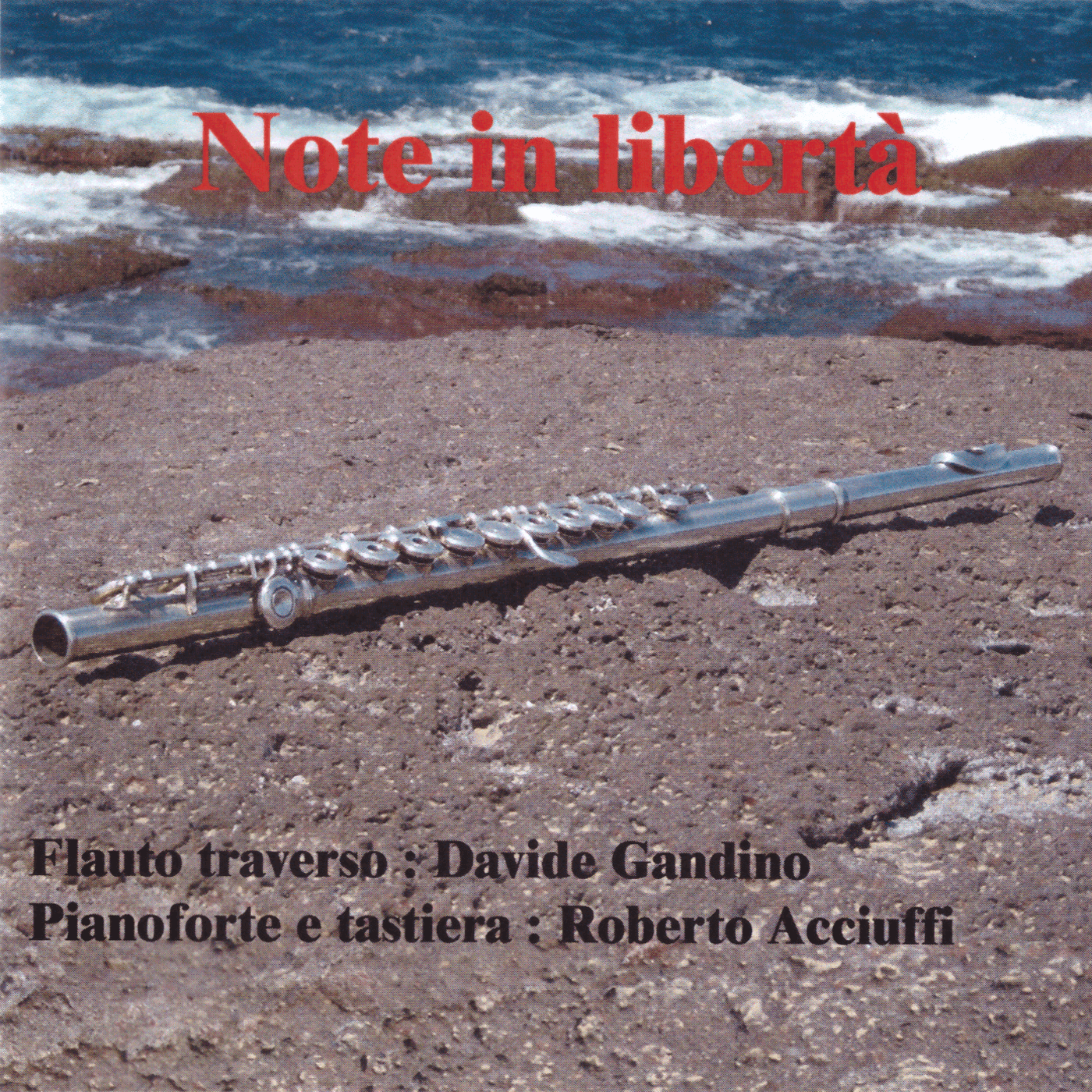 Note in libertà – cover