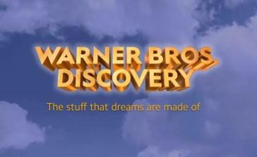 """Warner Bros. Discovery è il nome del nuovo colosso tv. Il logo """"cheap"""" è un tuffo nel passato"""