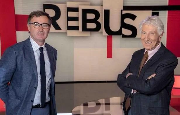 Rebus: Augias e Zanchini approdano nella domenica pomeriggio di Rai3