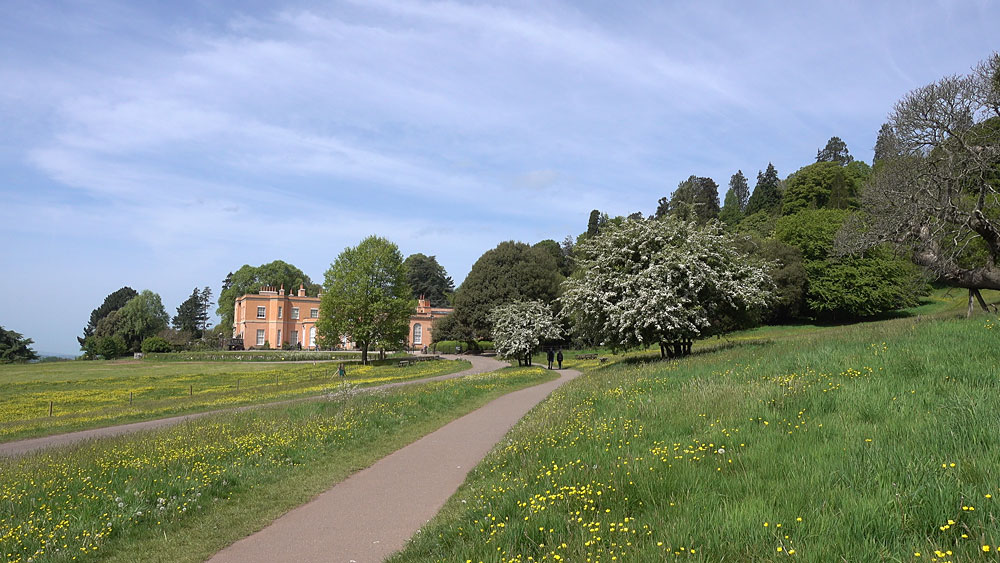 Killerton House, National Trust, Devon