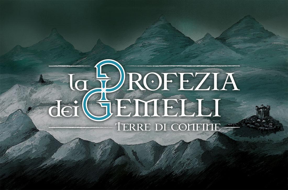 Davide Scardaci - Il Romanzo - La profezia dei gemelli