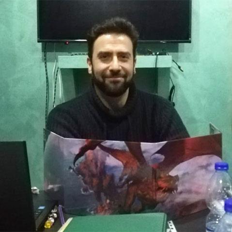 Dragon Secret - Master - Saverio Ronchese