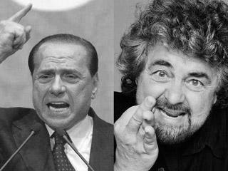 Berlusconi-Grillo