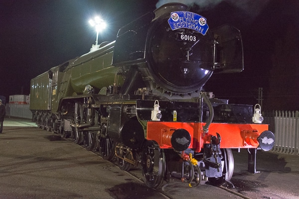 Scotsman By Night