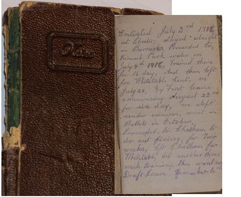 Edward's Diary