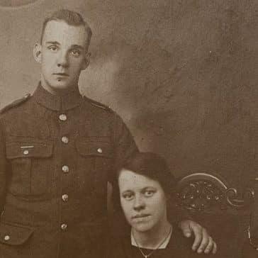 Edward and Edith Annie