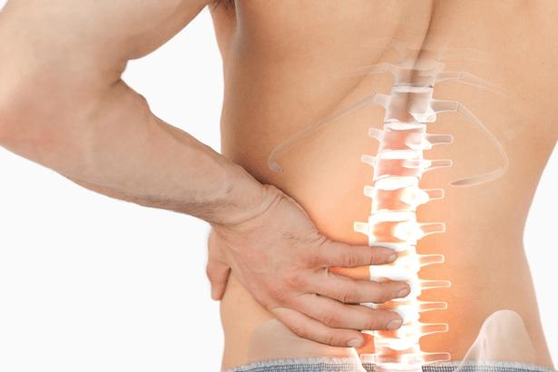 crujir espalda