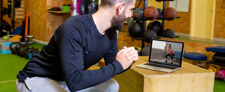 Fotografía: entrenamiento online en directo