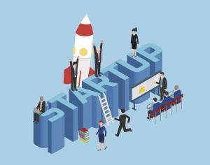 Knuffel startups niet dood