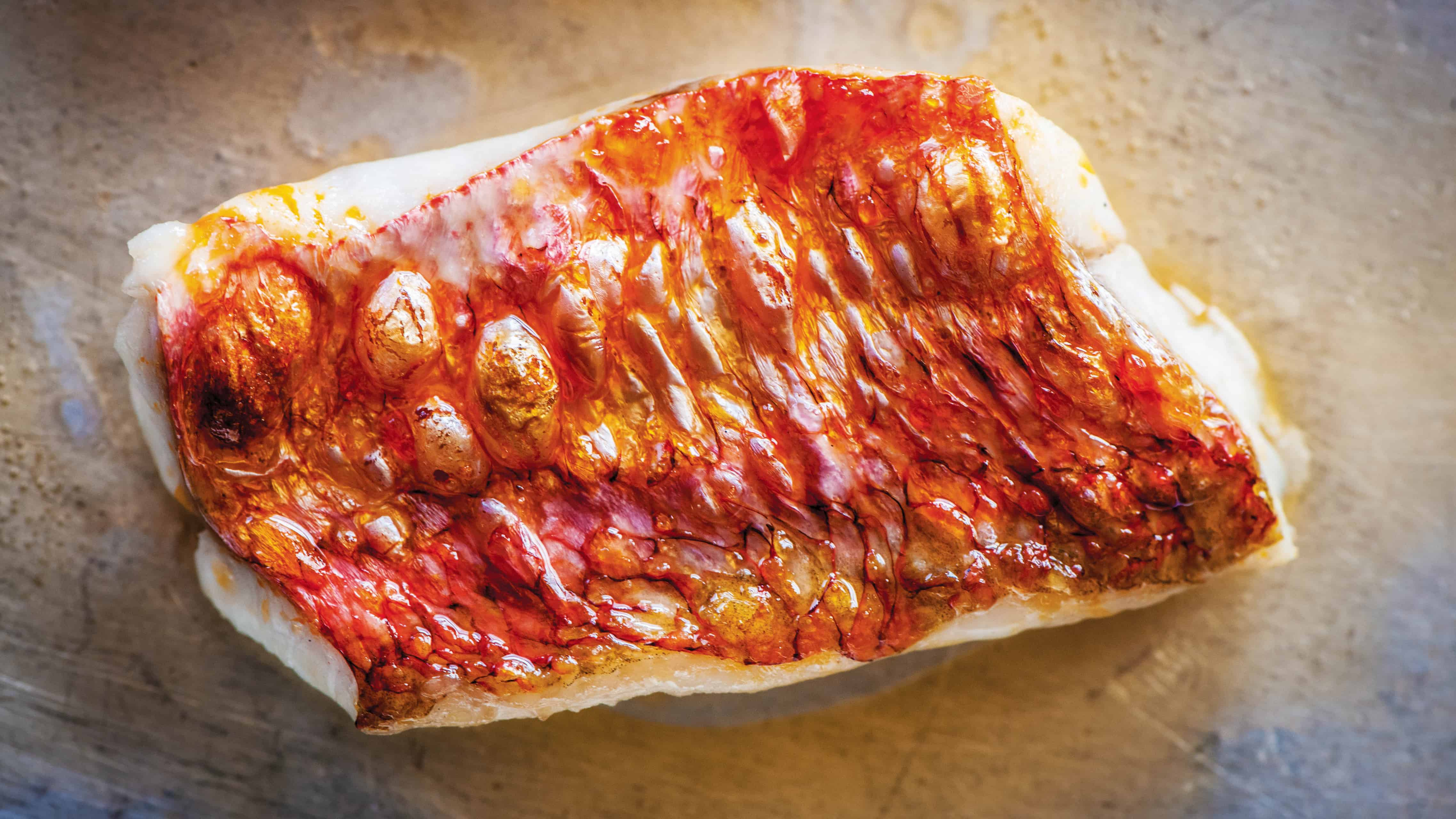 Nathan Outlaw Red Mullet