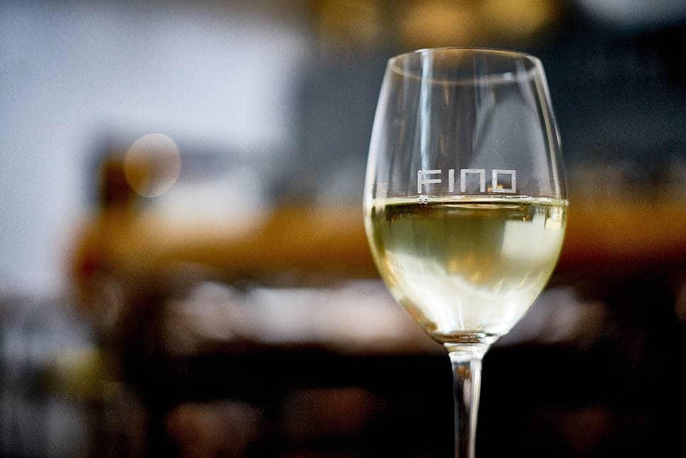 Wine glass - FINO Seppeltsfield Estate