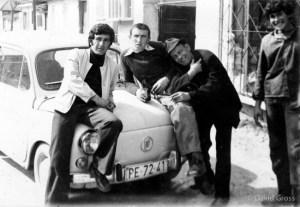 A photo from the family album of Janko Javonovic.