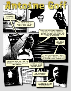 Goff Graphic Novel Page
