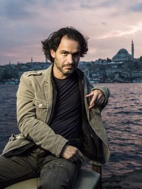 An Italian software developer in Istanbul.