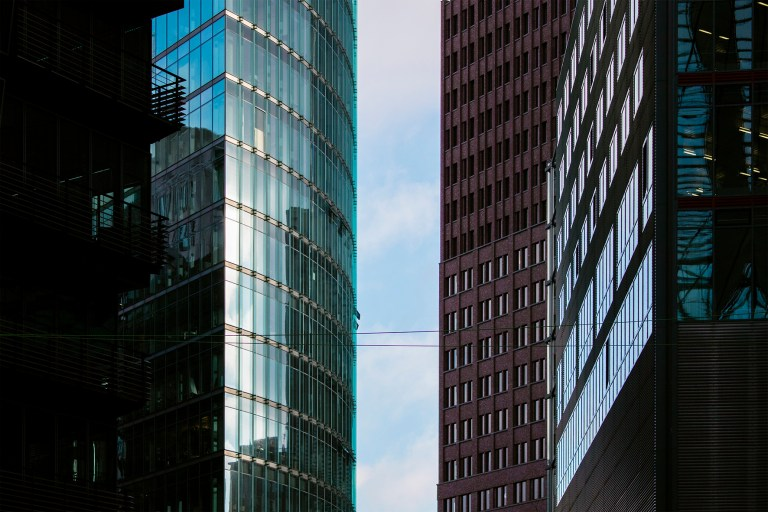 THE CITY - Urban / Architecture Photography by David Guillén