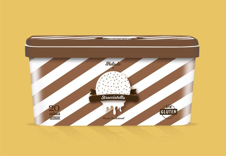 Product Label Design - Diseño de Etiqueta de Producto - David Guillén