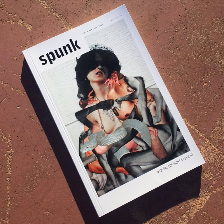 Spunk Arts Magazine - David Guillén Photography