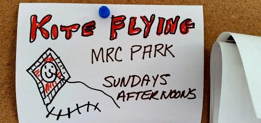 Kite Flying Sundays Afternoons
