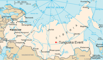 The Tunguska Explosion, Nuclear UFOs, and Isaac Asimov