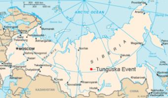 The Tunguska Explosion, Nuclear UFOs, and Isaac Asimov