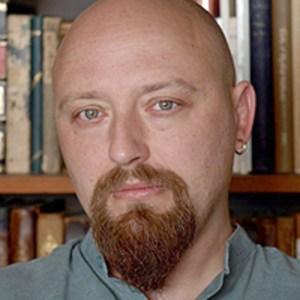The scholars: Pawel Maciejko.