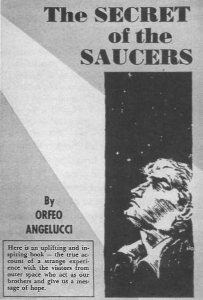 """The Secret of the Saucers"" (1955)."