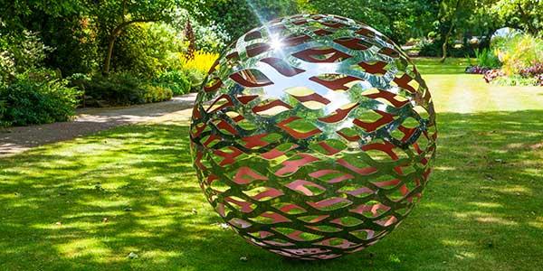 Polished Garden Stones