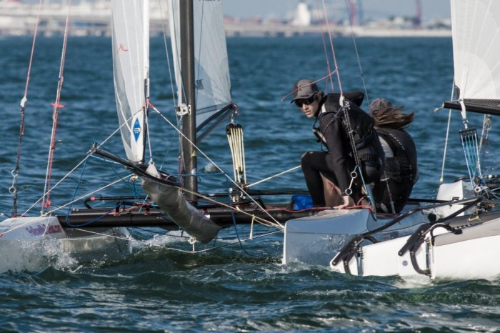 David Hein's Olympic Sailing Campaign