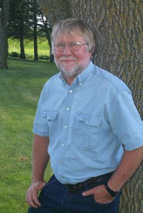 Jerry Nelson, author, Dear County Agent Guy, Pitchapalooza Participant