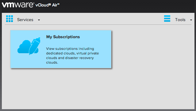 Subscription Cloud