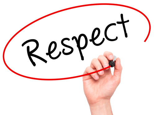 Image result for respectful