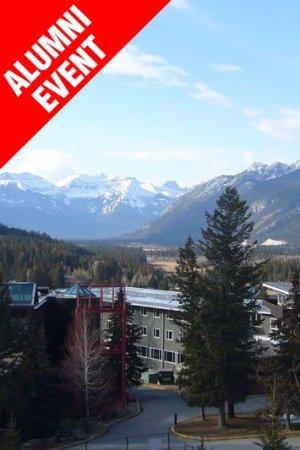 David Irvine - Banff Centre retreat