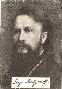 Photograph of Sergei Bulgakov