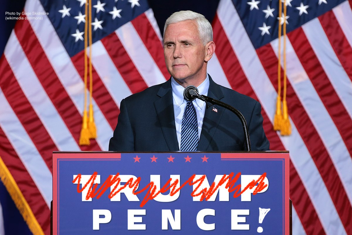Five Reasons Why Mike Pence is the Author of the NYT Letter