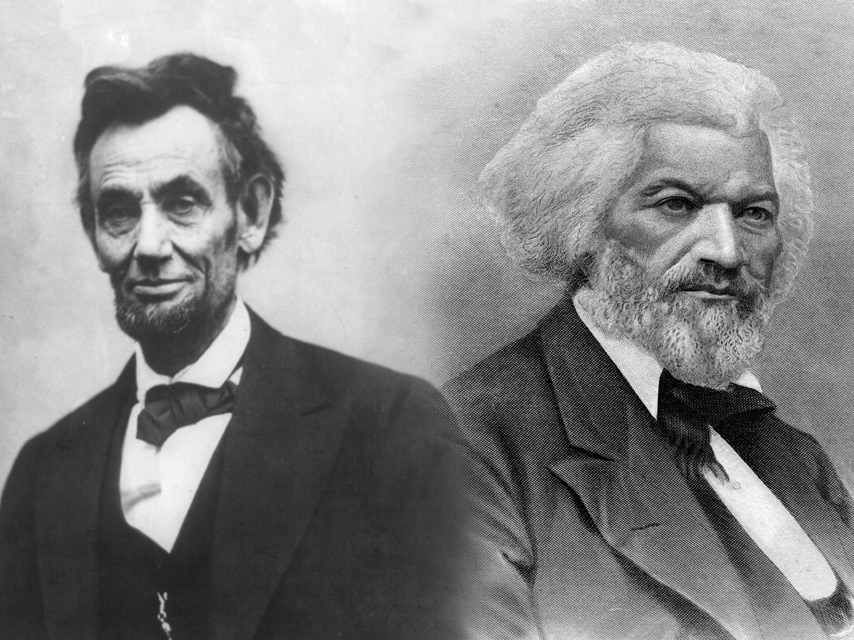 Abraham Lincoln Debates Stephen A Douglas And Frederick