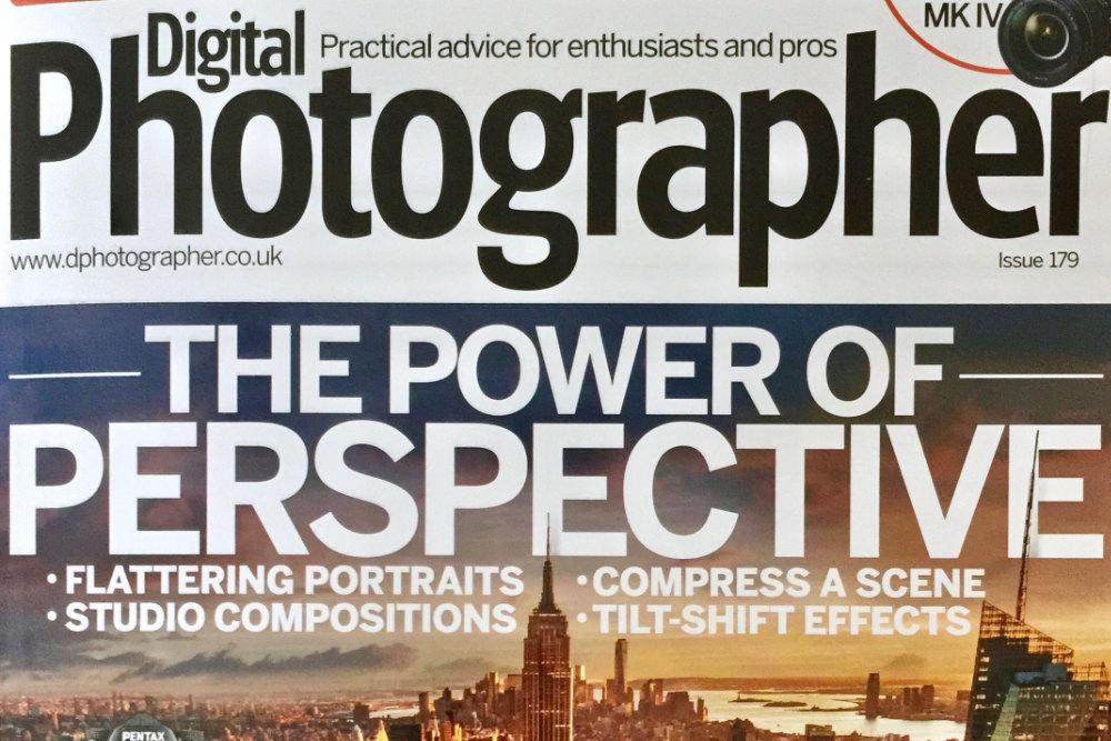 Digital Photographer Magazine and David J Prior
