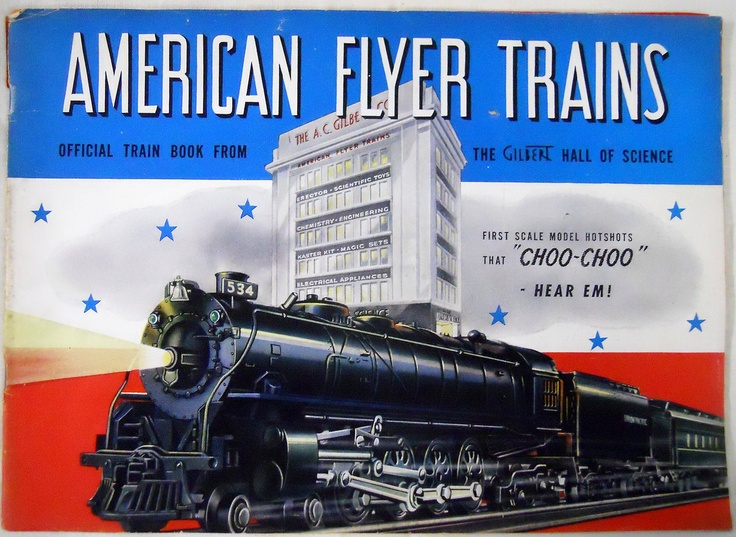 Dating american flyer trains