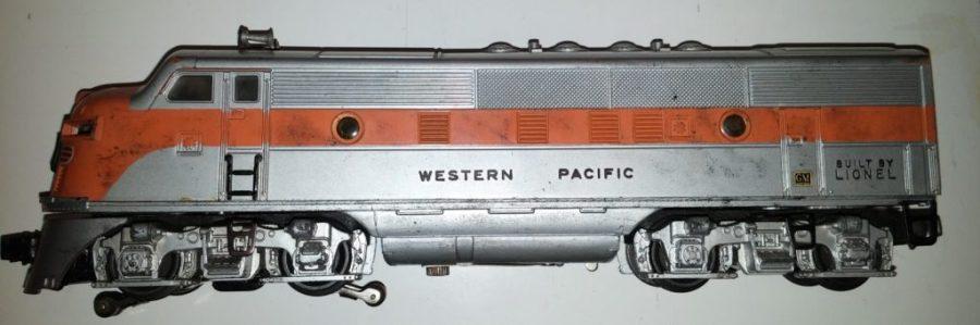 2345 Non-Powered Diesel Engine