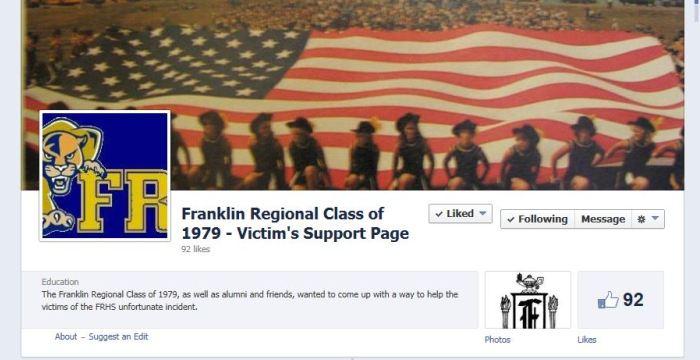 Franklin Regional Victim Support Page