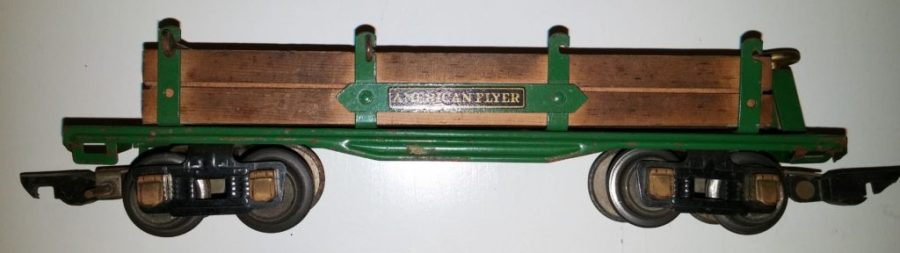 Lumber Car - American Flyer