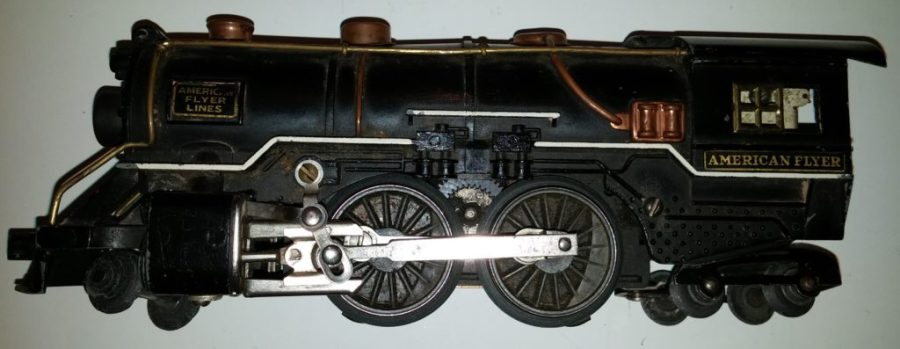Steam Engine - American Flyer