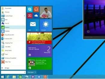 Windows Start Menu is coming back!