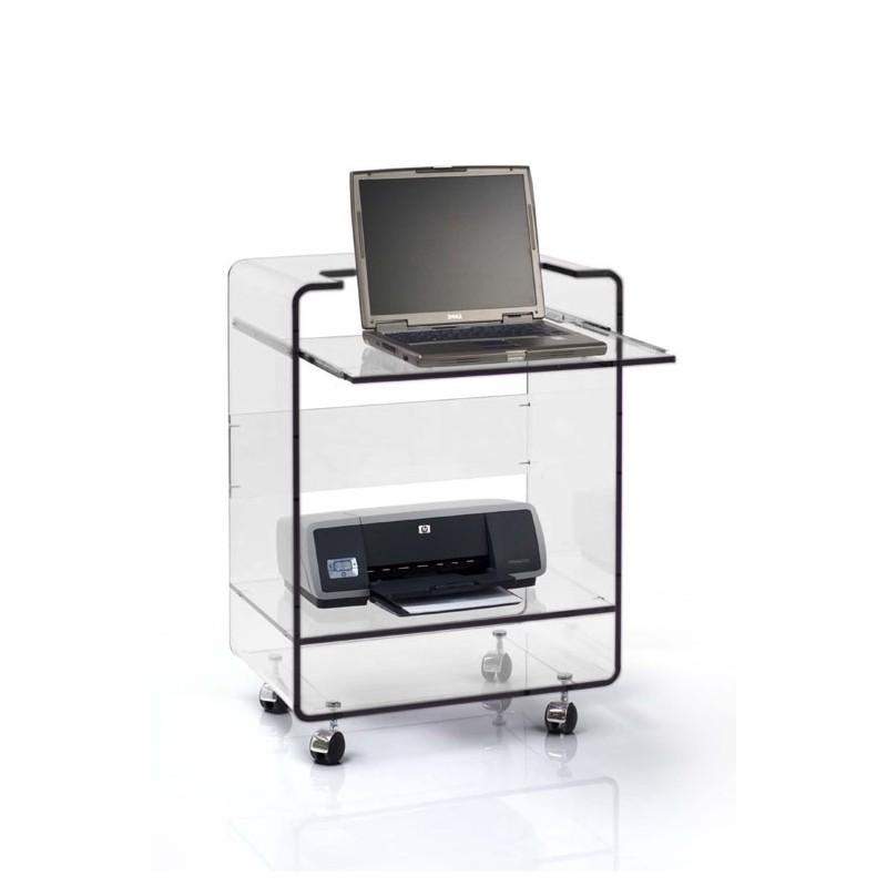 Meuble Pour Ordinateur Portable Et Imprimante