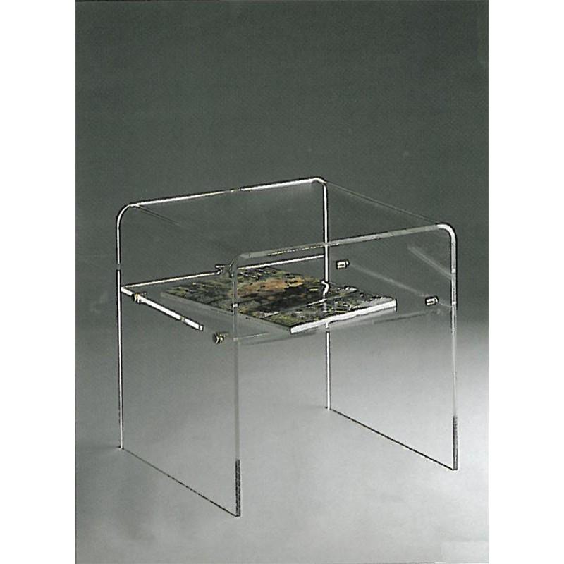 Tables De Chevet Plexiglas Table De Lit