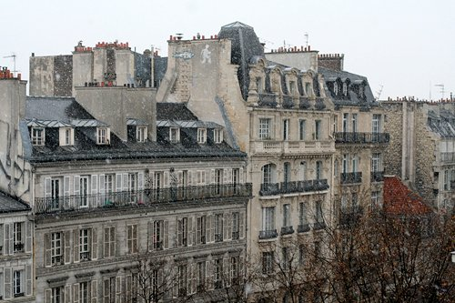 Ing An Apartment In Paris