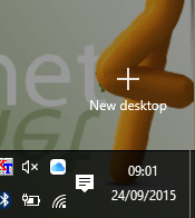 Windows 10 New Desktop Icon