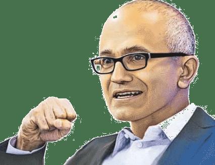 Satya Nadella - CEO of Microsoft