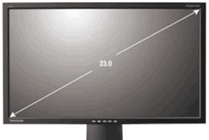 Screen Size Measurement